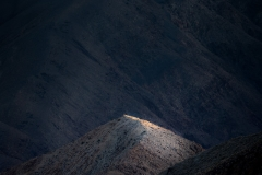 Last Light from Aguereberry Point