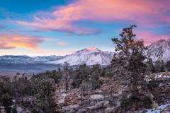 Mount Tom Sunirse