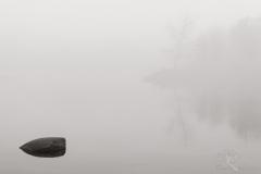 Still Waters in Fog 2
