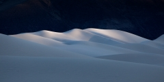 Last Light at Eureka Dunes 2:1