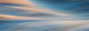 Rushing Waters at Sunrise