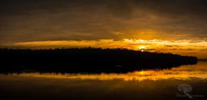 Potomac River Sunrise, 12/12/15